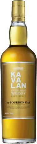 Kavalan  - Ex-Bourbon Oak 70cl Bottle