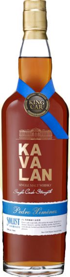 Kavalan  - Solist Pedro Ximenez Sherry Cask 70cl Bottle