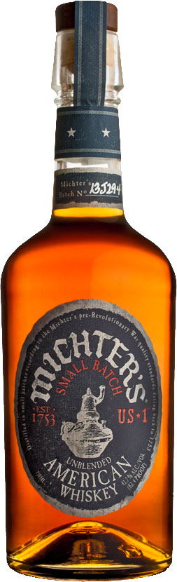 Michters - US Number 1 American Whiskey 70cl Bottle
