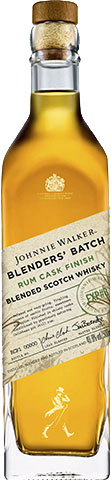 Johnnie Walker - Blenders Batch Rum Cask 50cl Bottle