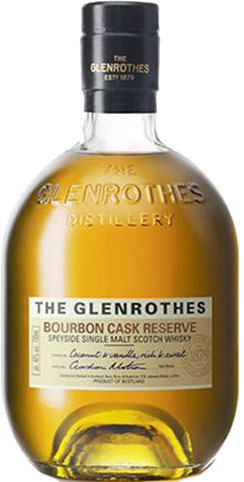 Glenrothes - Bourbon Cask Reserve 70cl Bottle