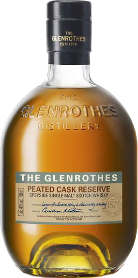 Glenrothes - Peated Cask Reserve 70cl Bottle