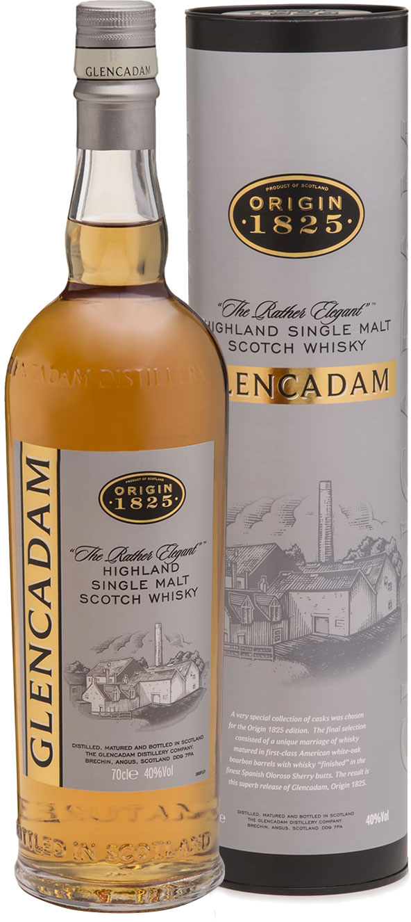 Glencadam - Origin 1825 70cl Bottle