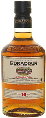 Edradour - 10 Year Old 70cl Bottle