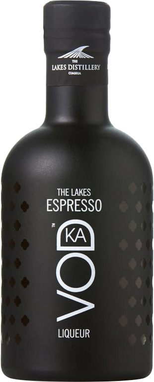 The Lakes - Espresso Vodka Liqueur 70cl Bottle