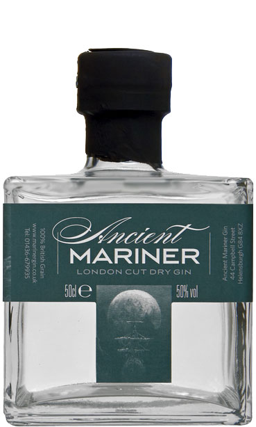 Ancient Mariner - London Dry Cut Gin 50cl Bottle