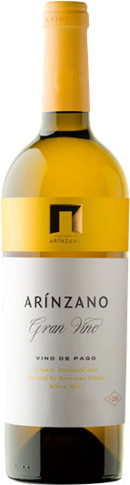 Arinzano - Gran Vino Blanco 2014 75cl Bottle
