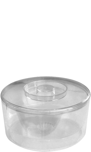 Image of Ice Bucket - 10 Litre Clear Plastic Accessories