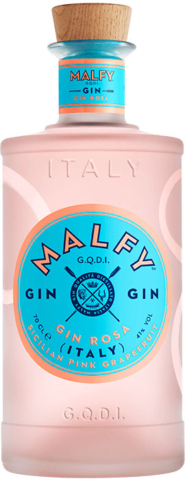 Malfy - Pink Grapefruit Gin Rosa 70cl Bottle