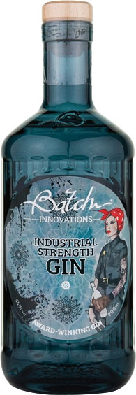 Batch - Industrial Strength Gin 70cl Bottle