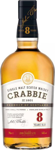 Crabbie's - 8 Year Old 70cl Bottle