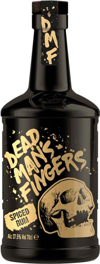 Dead Mans Fingers - Spiced Rum 70cl Bottle