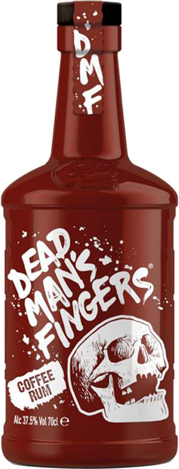 Dead Mans Fingers - Coffee Rum 70cl Bottle