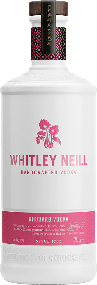Whitley Neill - Rhubarb Vodka 70cl Bottle