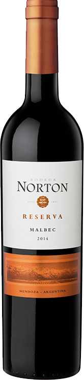 Bodega Norton - Winemaker's Reserve Malbec 2018 6x 75cl Bottles