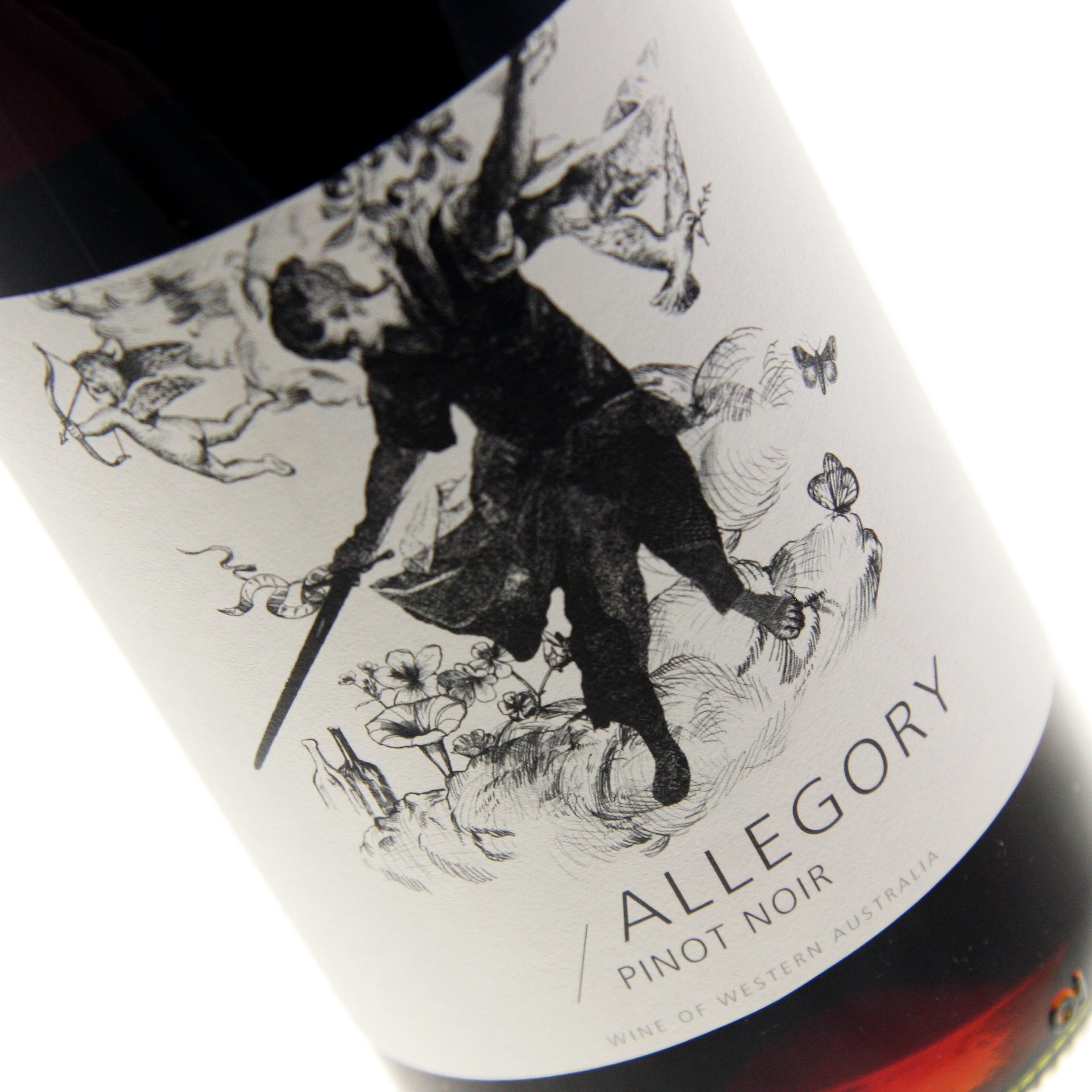 Allegory - Pinot Noir 2017 12x 75cl Bottles