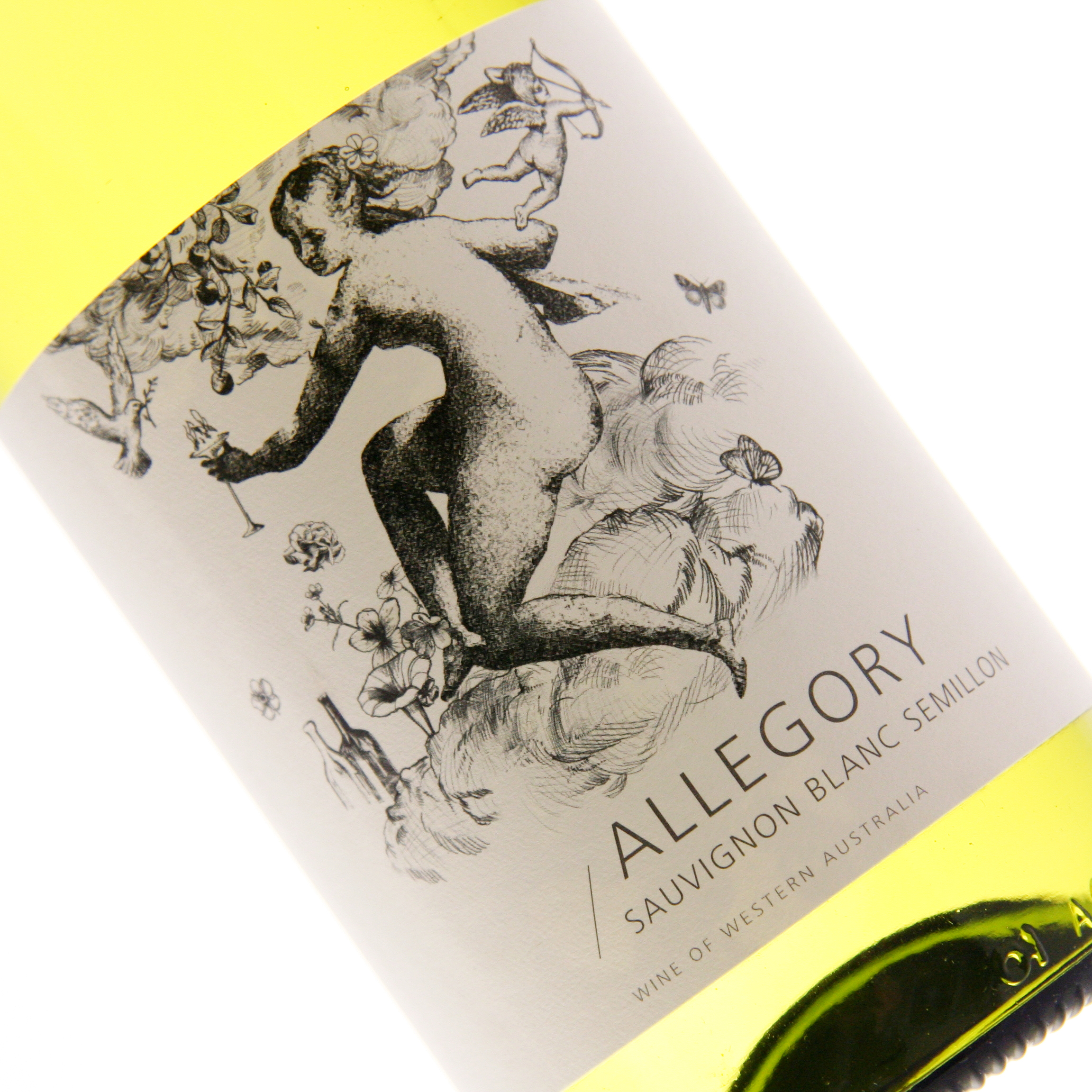 Allegory - Sauvignon Blanc Semillon 2018 12x 75cl Bottles