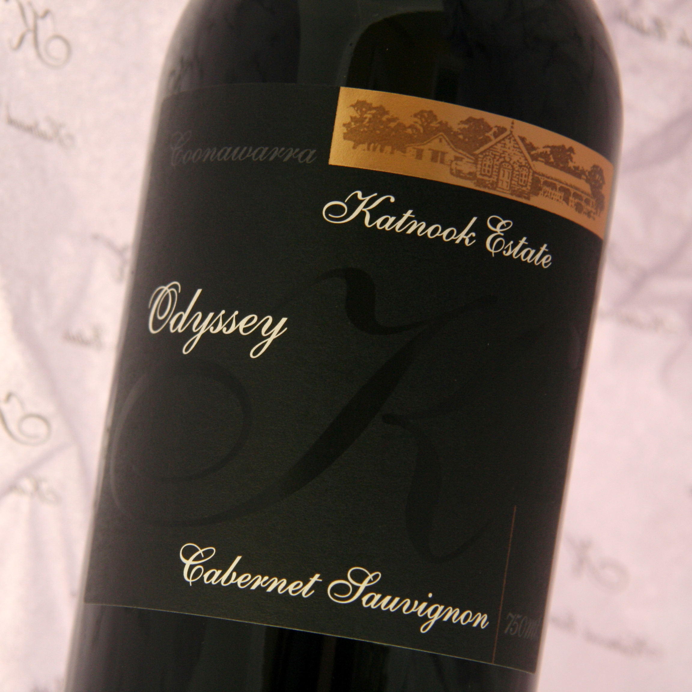 Katnook Estate - Odyssey Cabernet Sauvignon 2010 6x 75cl Bottles