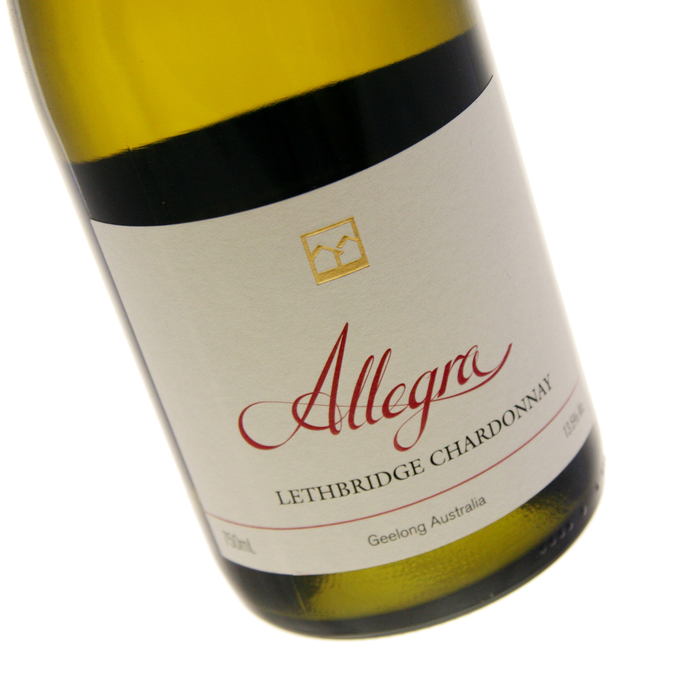 Lethbridge - Allegra Chardonnay 2010 12x 75cl Bottles