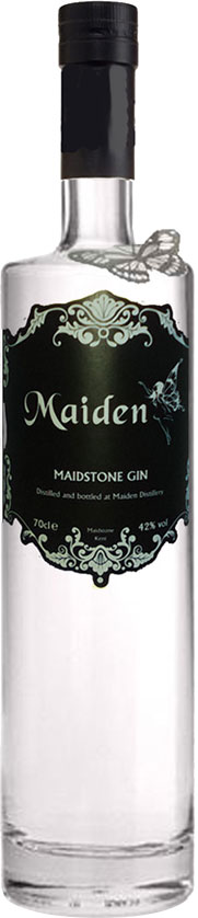 Maiden - Maidstone Gin 70cl Bottle