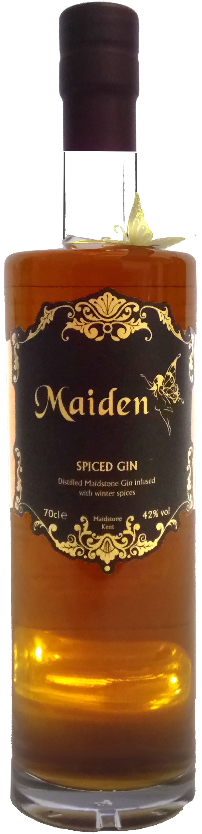 Maiden - Spiced Gin 70cl Bottle
