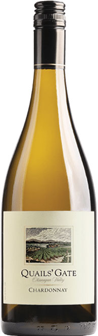 Quails' Gate - Chardonnay 2015 12x 75cl Bottles