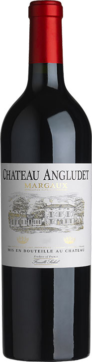 Chateau Angludet - Margaux 2012 6x 75cl Bottles