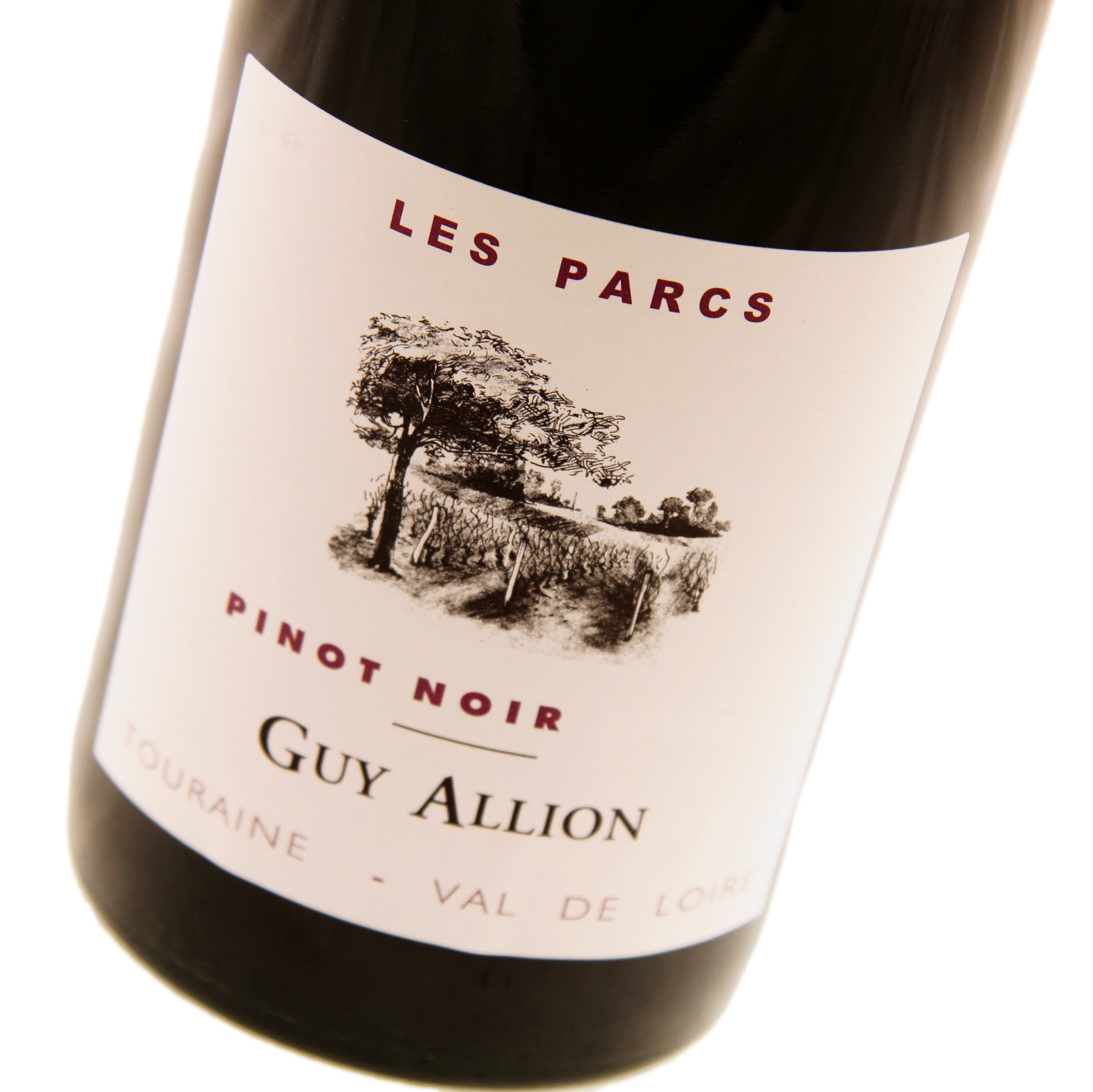 Guy Allion - Pinot Noir Les Parcs 2016 6x 75cl Bottles