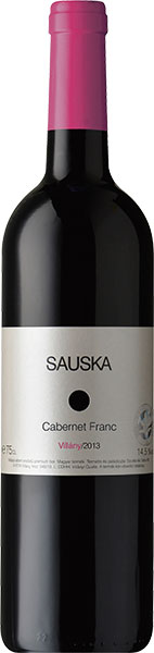 Sauska - Estate Cabernet Franc 2013 6x 75cl Bottles