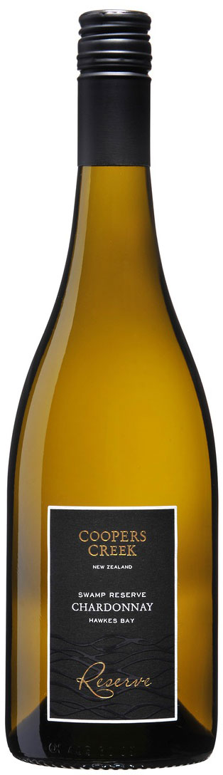 Coopers Creek - Swamp Reserve Chardonnay 2014 6x 75cl Bottles