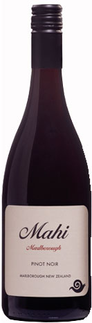 Mahi - Marlborough Pinot Noir 2018 12x 75cl Bottles