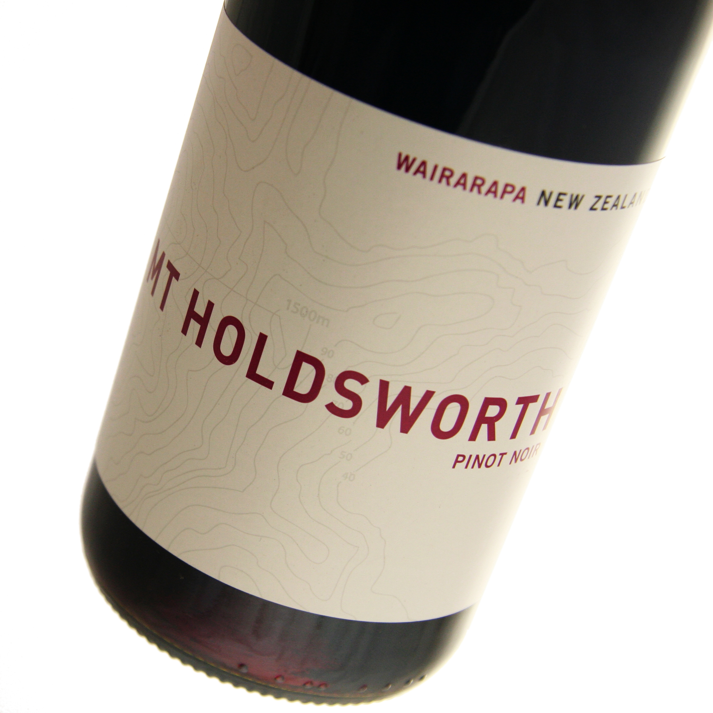 Mount Holdsworth - Pinot Noir 2016 12x 75cl Bottles