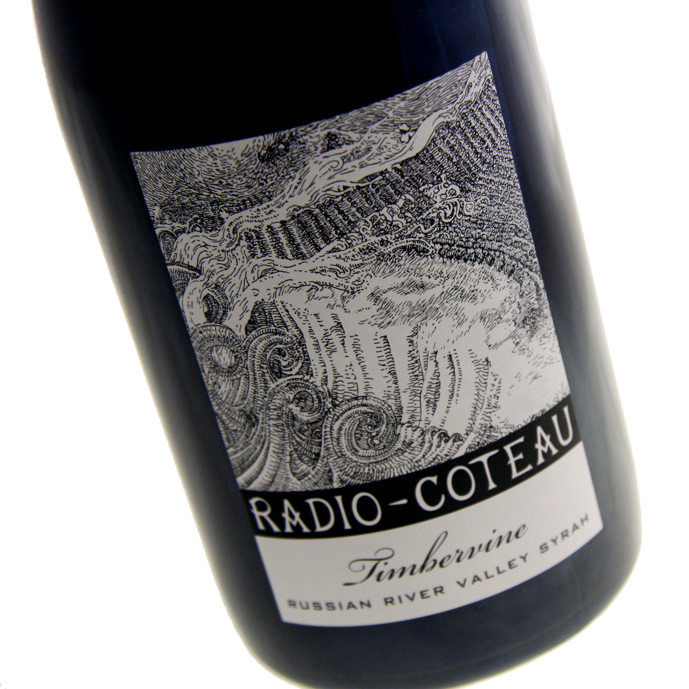 Radio-Coteau - Timbervine Syrah, Russian River Valley 2012 12x 75cl Bottles