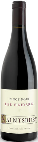 Saintsbury - Lee Vineyard Pinot Noir, Carneros 2013 6x 75cl Bottles