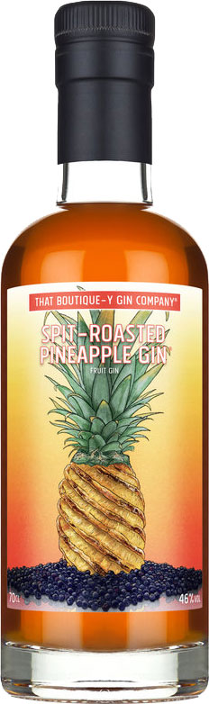 Boutiquey - Spit-Roasted Pineapple Gin 70cl Bottle