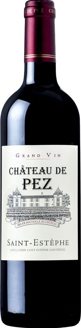 Chateau de Pez - St Estephe 2014 75cl Bottle