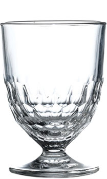 Image of Artois Stemmed Absinthe Goblet Glassware - Small