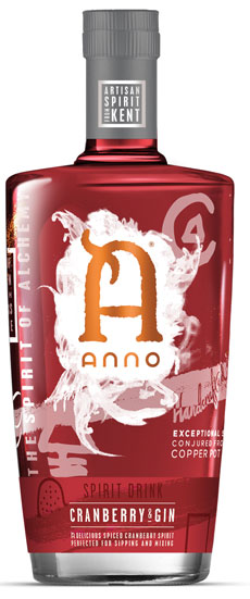 Anno - Cranberry and Gin 70cl Bottle