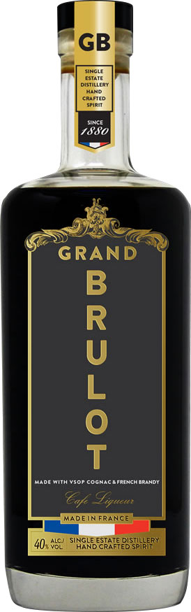 Grand Brulot - Coffee Infused Cognac 70cl Bottle