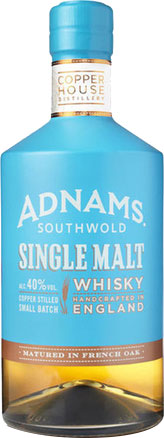 Adnams - Single Malt Whisky 70cl Bottle