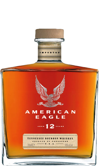 American Eagle - 12 Year Old 70cl Bottle