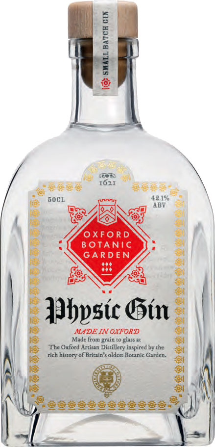 Toad - Physic Gin 50cl Bottle