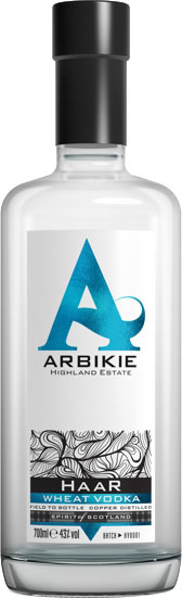 Arbikie - Haar Wheat Vodka 70cl Bottle