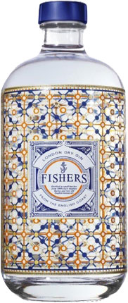 Fishers Gin 70cl Bottle