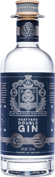 Boatyard - Double Gin 70cl Bottle