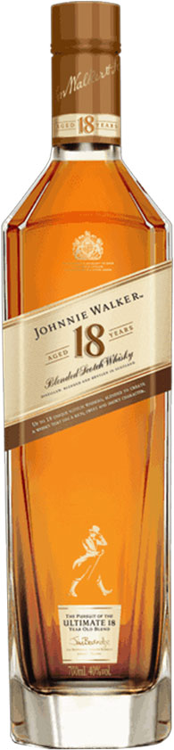 Johnnie Walker - 18 Year Old 70cl Bottle
