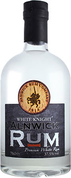 Alnwick Rum Company - White Knight 70cl Bottle