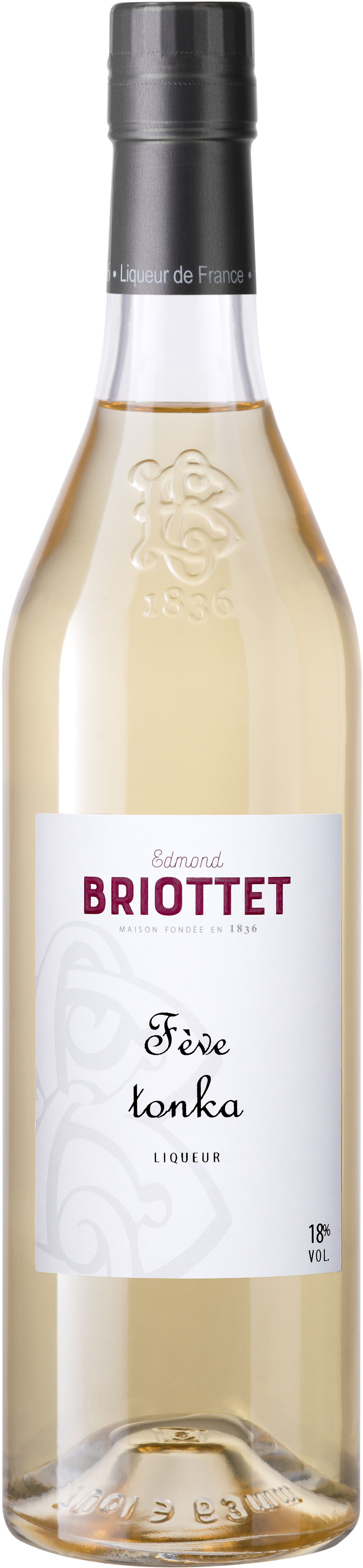 Briottet - Liqueur de Tonka Bean 70cl Bottle