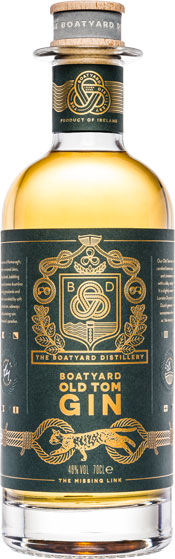 Boatyard - Old Tom Gin 70cl Bottle