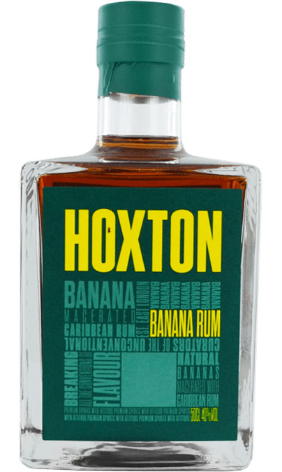 Hoxton - Banana Rum 50cl Bottle